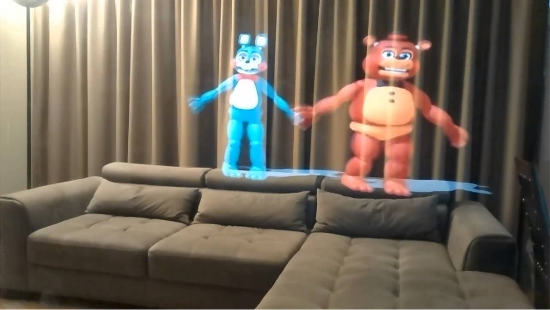 Who Wouldn't Want a Hologram in Their Home?