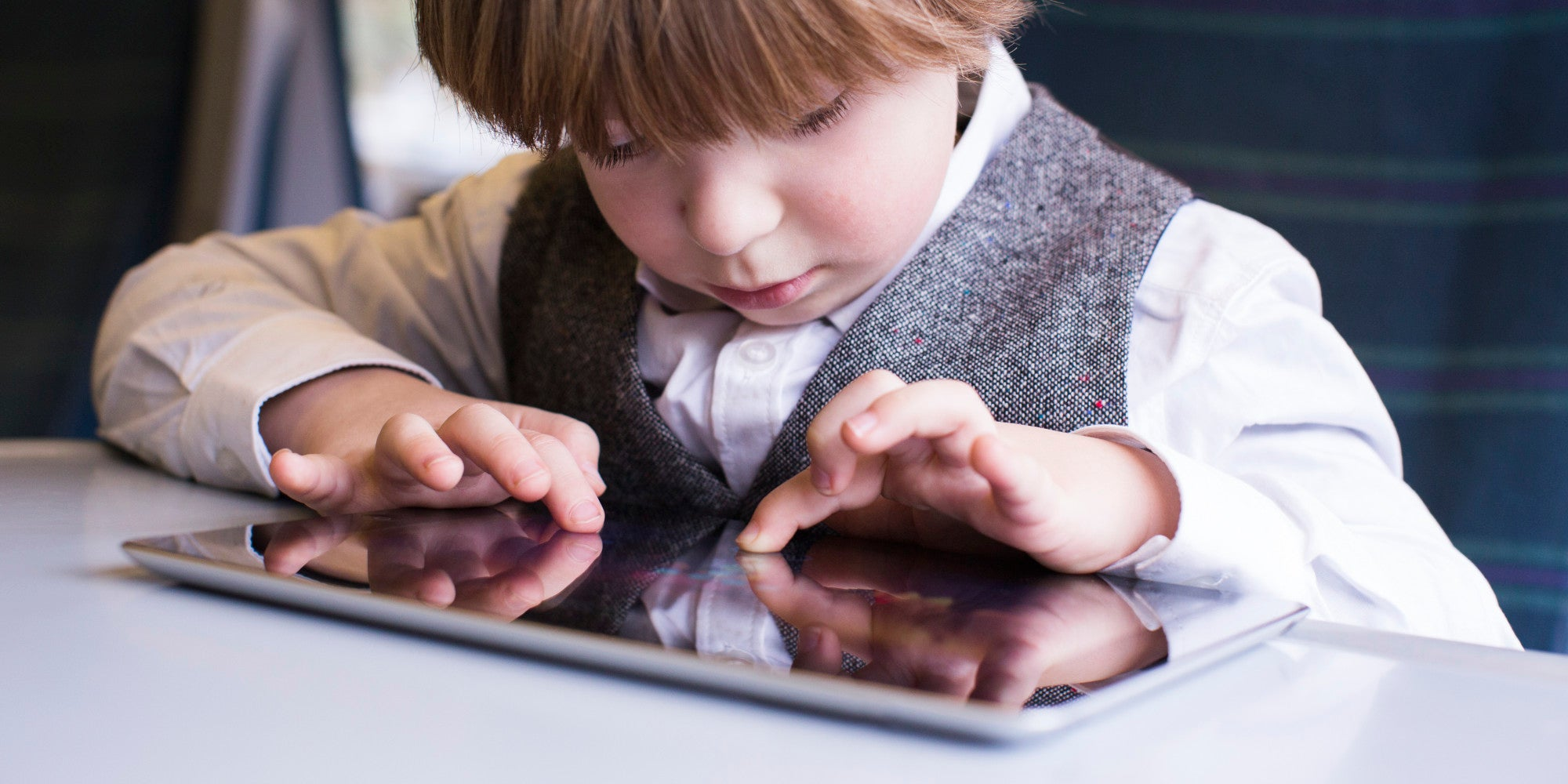 5 Reasons Why It's Okay For The Kids To Have An iPad
