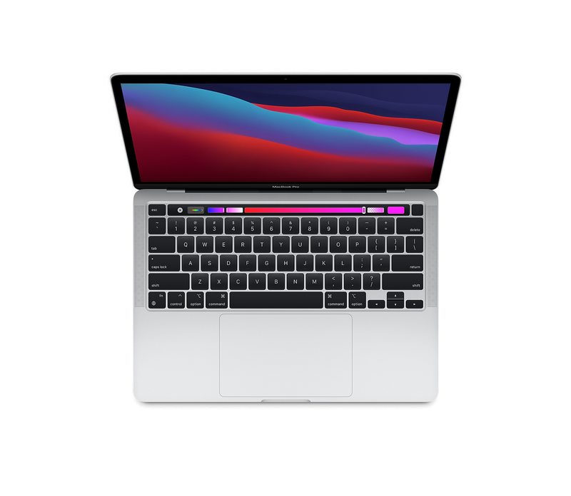 Apple 13 inch M1 MacBook Pro - 8-core CPU, 8-core GPU, 256gb