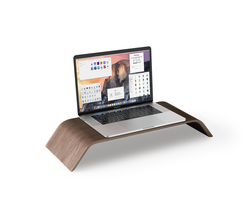 Elevate Desktop Monitor Stand