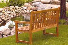 Load image into Gallery viewer, Classic Teak Bench 4'