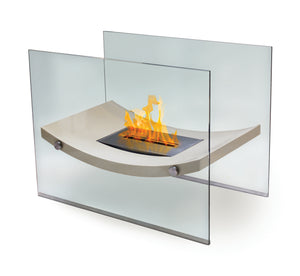 Broadway Tabletop Ethanol Fireplace