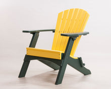 Load image into Gallery viewer, Adirondack Poly Lumber Folding Chair