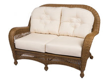 Load image into Gallery viewer, Wicker Nona Collection: 4 Piece Seating, Love Seat, Swivel Gliders, End Tables