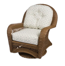 Load image into Gallery viewer, Wicker Nona Collection: 6 Piece Seating, Love Seat, Arm Chair, Swivel Glider