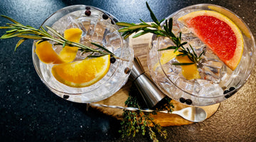 What Is The Best Glass For A Gin And Tonic?