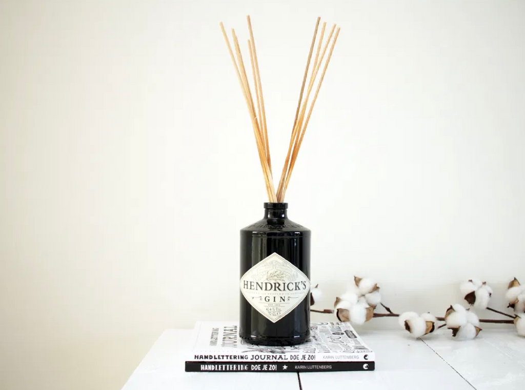 Gin Bottle Reed Diffuser