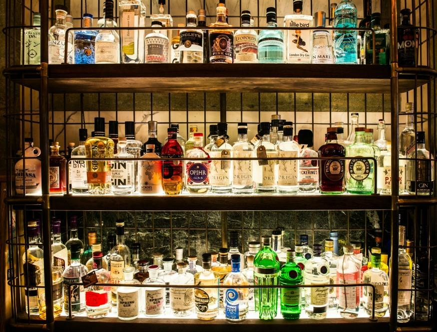 Large Gin Collection