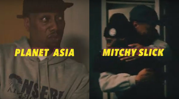 Studio Sessions With Planet Asia & Mitchy Slick