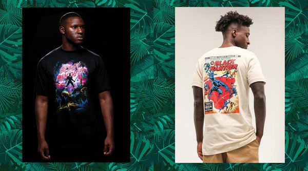 Black Panther Pop-Up Shop Tees