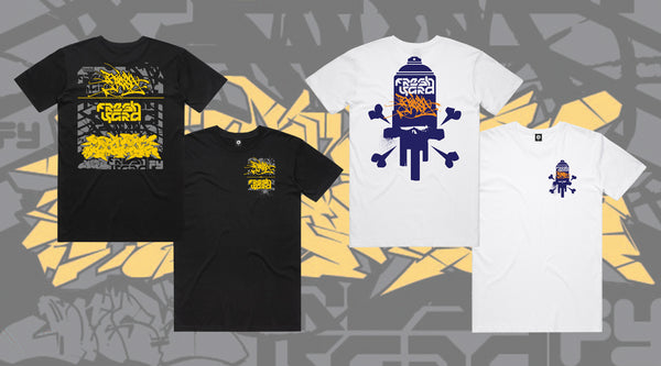 FY x BriskOne Collab Tees Available Now