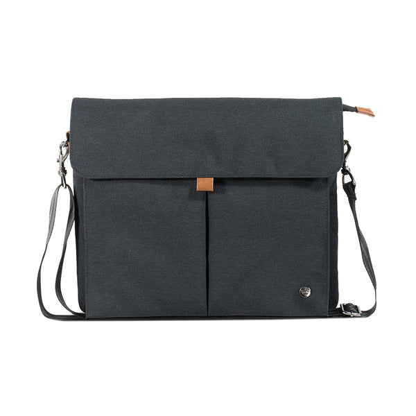 City Messenger Bag (dark grey)