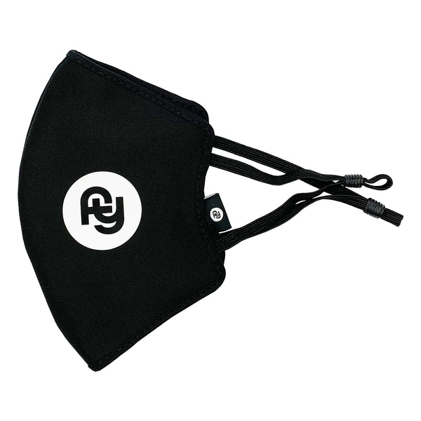 FY Logo KIDS Face Mask (black)