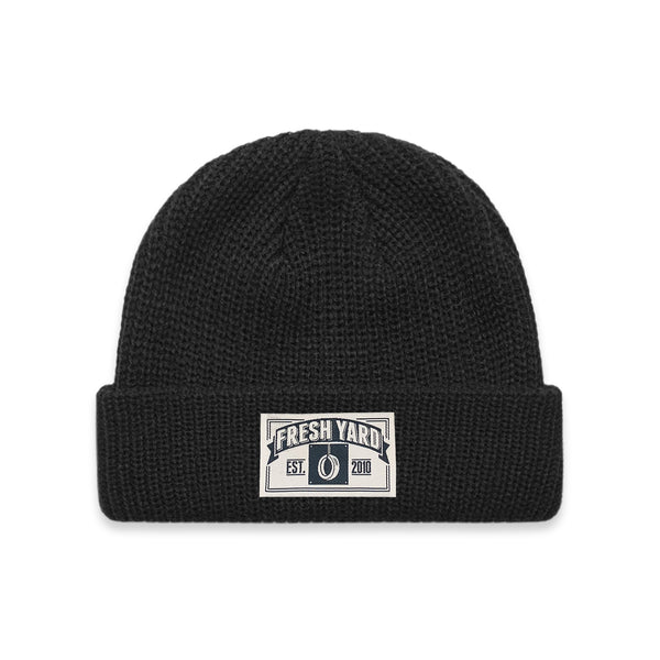 Back In The Days Beanie (black)