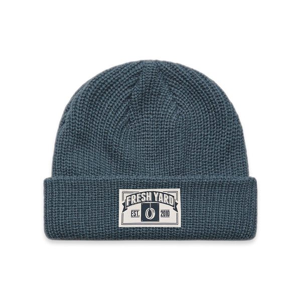 Back In The Days Beanie (blue)