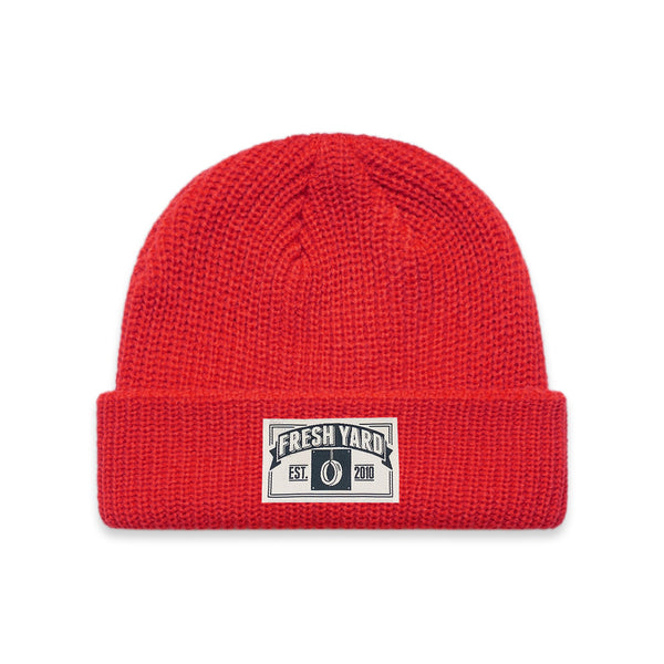 Back In The Days Beanie (red)