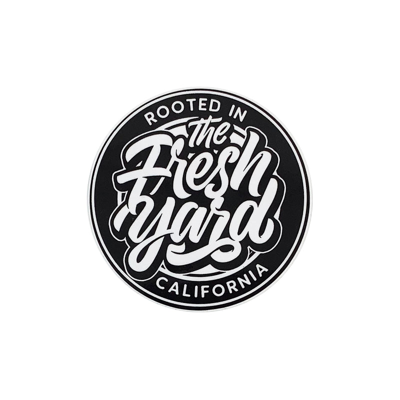 Cali Rooted Sticker