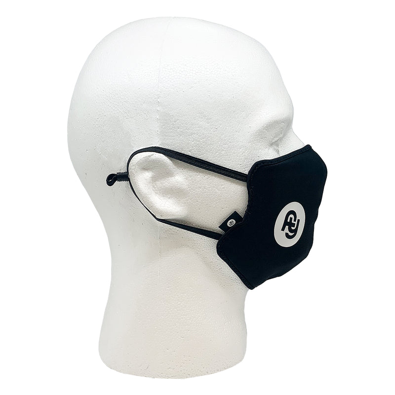 FY Logo Face Mask (black)