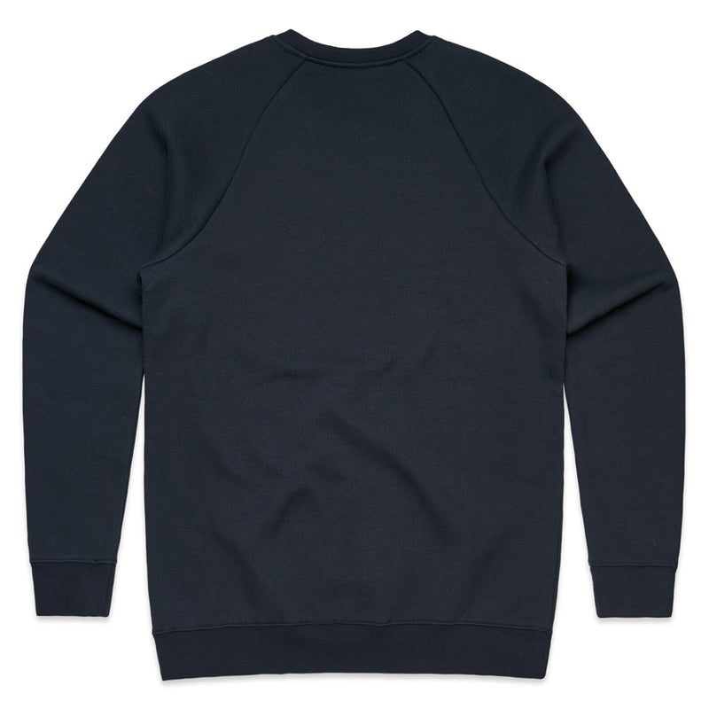 Family Fresh Chenille Sweatshirt (navy)