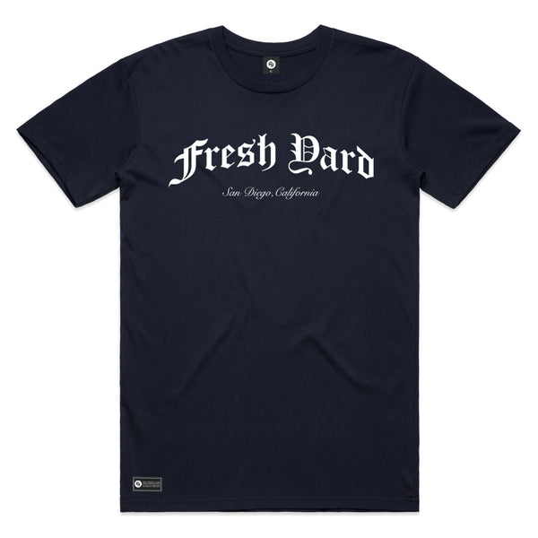 FY Old E Tee (navy)