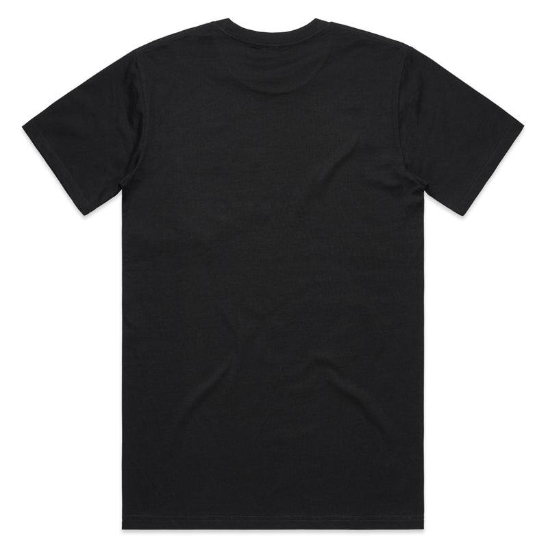 FYR Logo Pocket Tee (black)