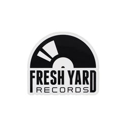 Fresh Yard Records Sticker
