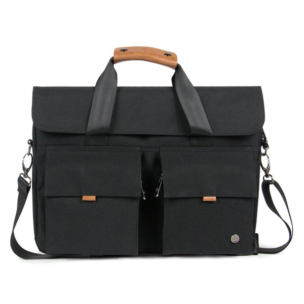 Richmond Messenger Bag (black)