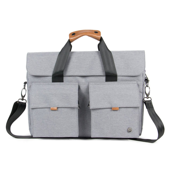 Richmond Messenger Bag (grey)