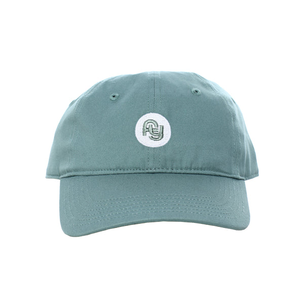 FY Logo Dad Hat (sage)