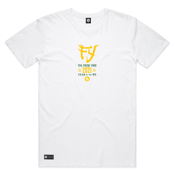 Year Of The Ox Tee (white)