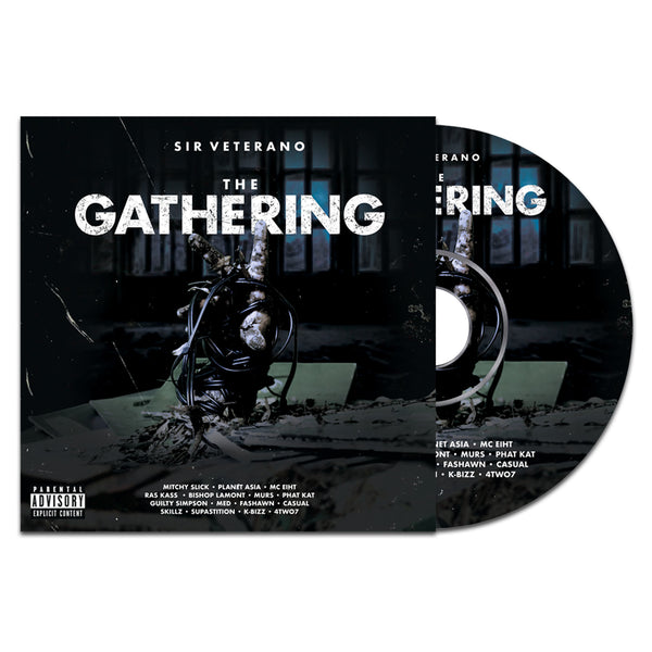 The Gathering (CD + Digital Album)