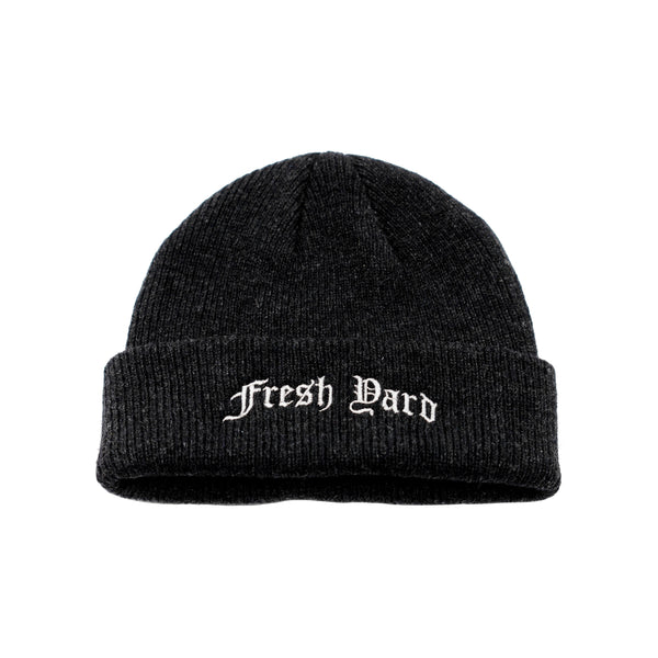 FY Old E Beanies (black)