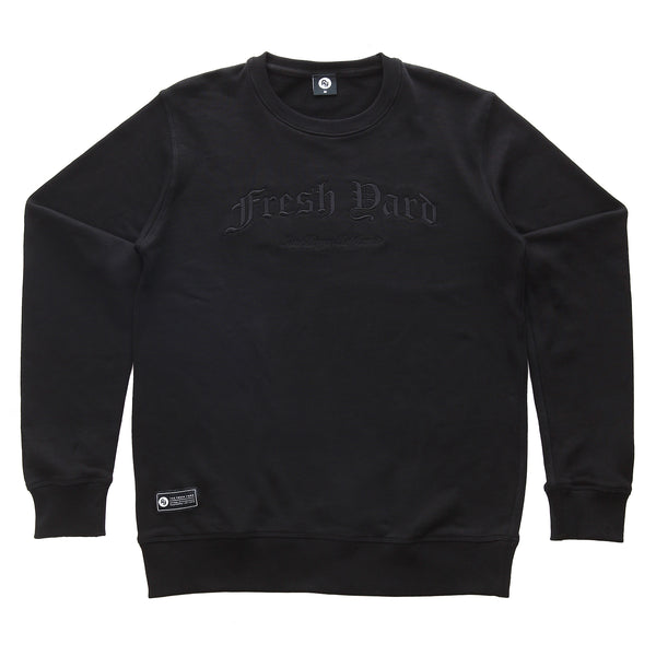 FY Old E Sweatshirt (black)