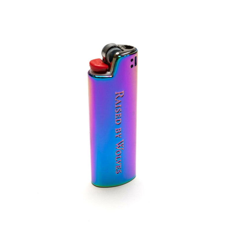 Fuck Off Lighter Case (gasoline)