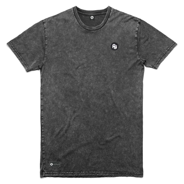 FY Stone Wash Tee (black)