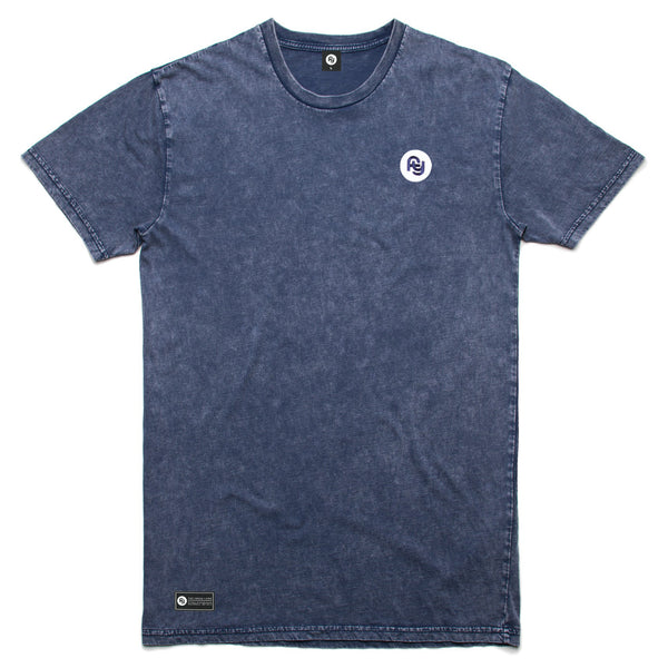 FY Stone Wash Tee (blue)