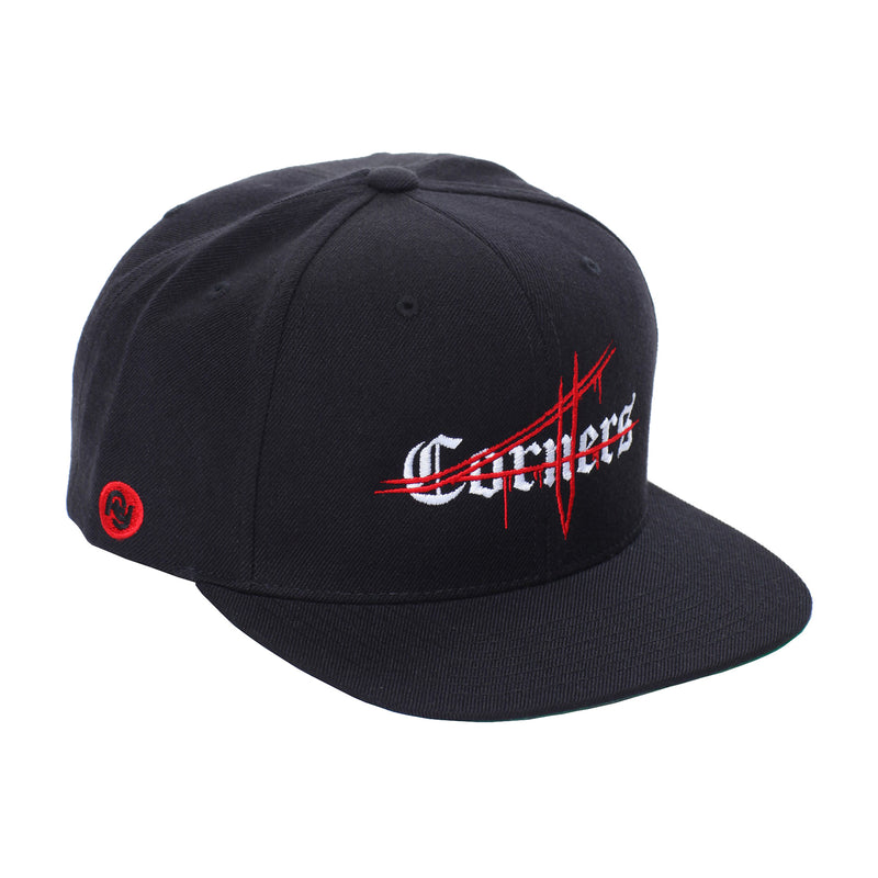 FY x Mitchy Slick - Corners Snapback Hat (black)