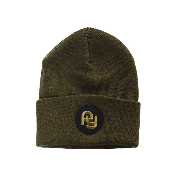 FY Heavyweight Beanie (olive)