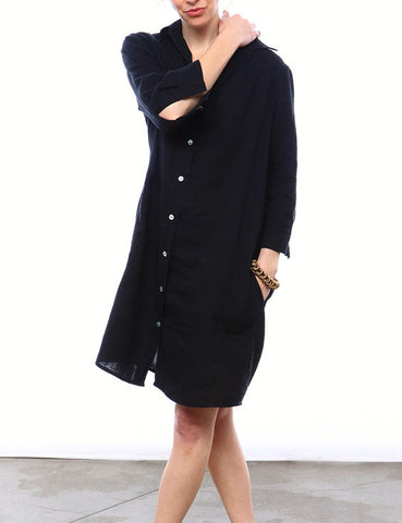 workshirt dress - sale