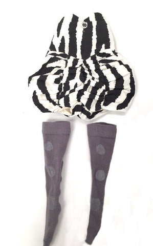 wovenplay costume - zebra