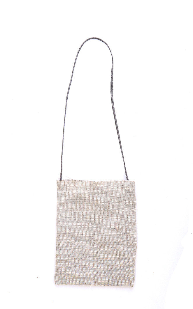 linen doll tote