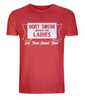 Don't Swear Before The Ladies - Men's T-Shirt