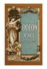 Odeon Café, San Francisco 1908