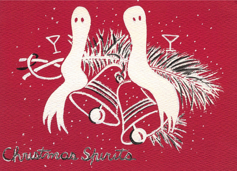Christmas Spirits Cards