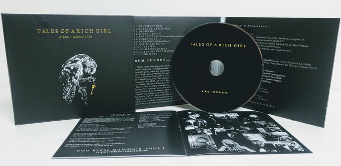 Tales of a Rich Girl - CD