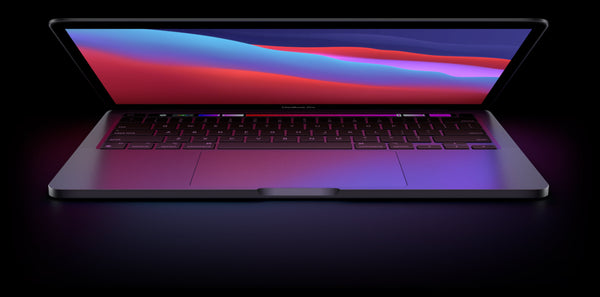 The New MacBook Pro 2020 and MacBook Air 2020 with M1 Chip Get on the Stage