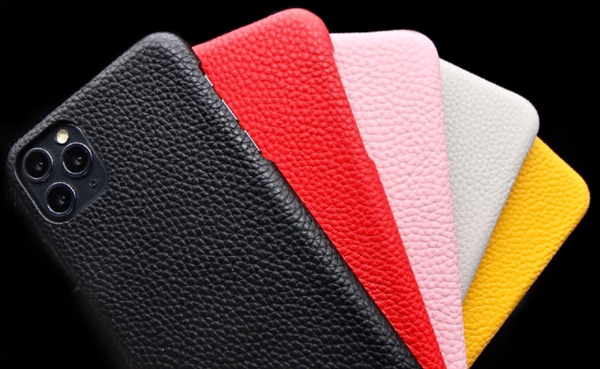Snap-on Leather Cases and Colors