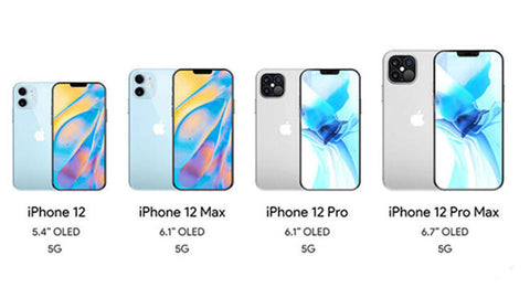 iPhone 12 contra iPhone 11 Pro