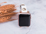 Dünnes Apple Watch Band für iWatch 1 2 3 4 5 6 SE