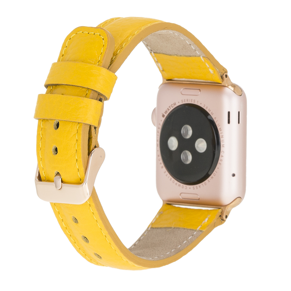 Apple Watchband for iWatch 1 2 3 4 5 6 SE - Yellow